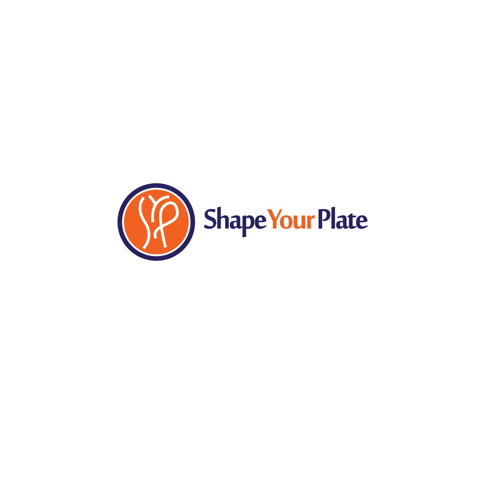 logo for Shape Your Plate