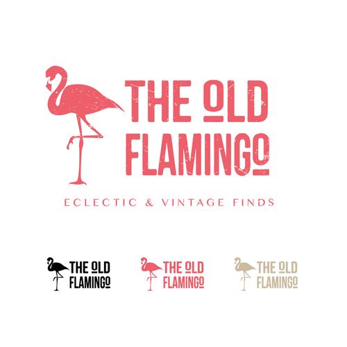 the old flamingo