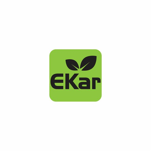 icon/button for EKar app from UAE.