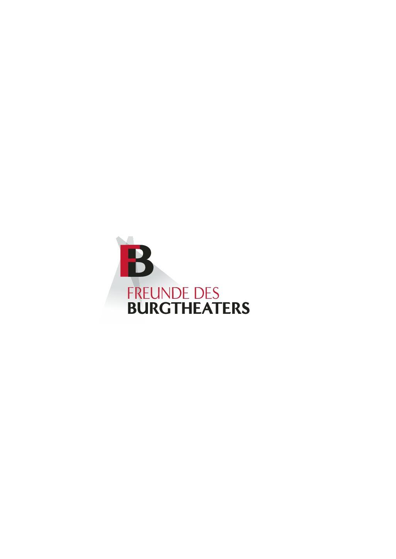 Die Freunde des berühmtesten deutschsprachigen Theaters suchen ein Logo.