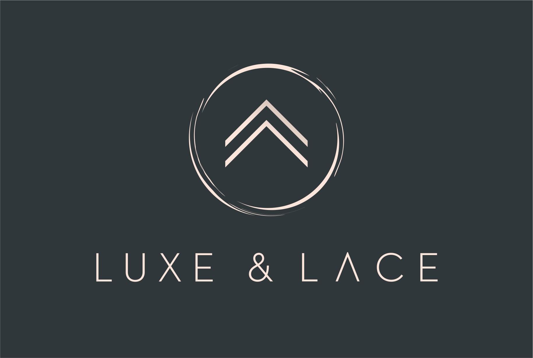 Luxe & Lace Boutique Logo