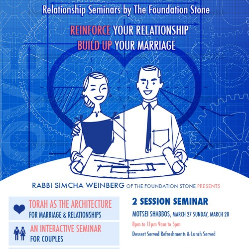 Flyer for Marriage and Relationships Seminar