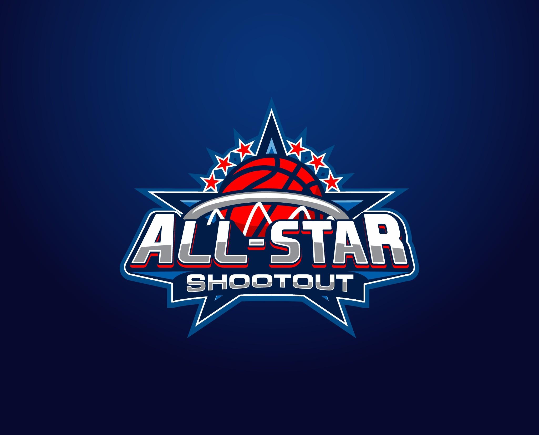 All-Star Shootout Logo Needed - Fun basketball game at theme parks!