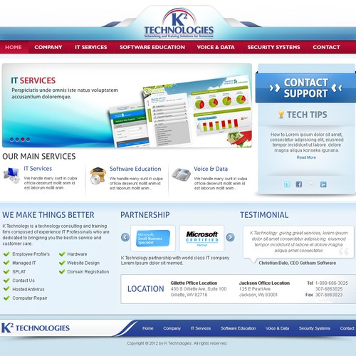 K2 Technologies