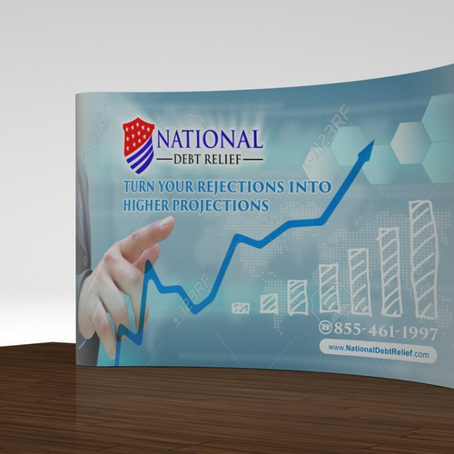 Create Trade Show Banners For Financial Services Provider