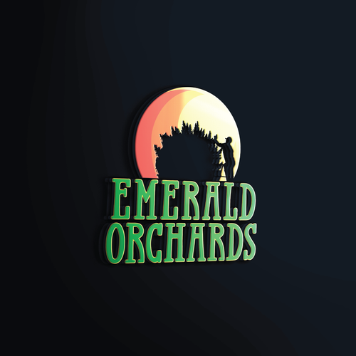 Logo for Emerald Orchards