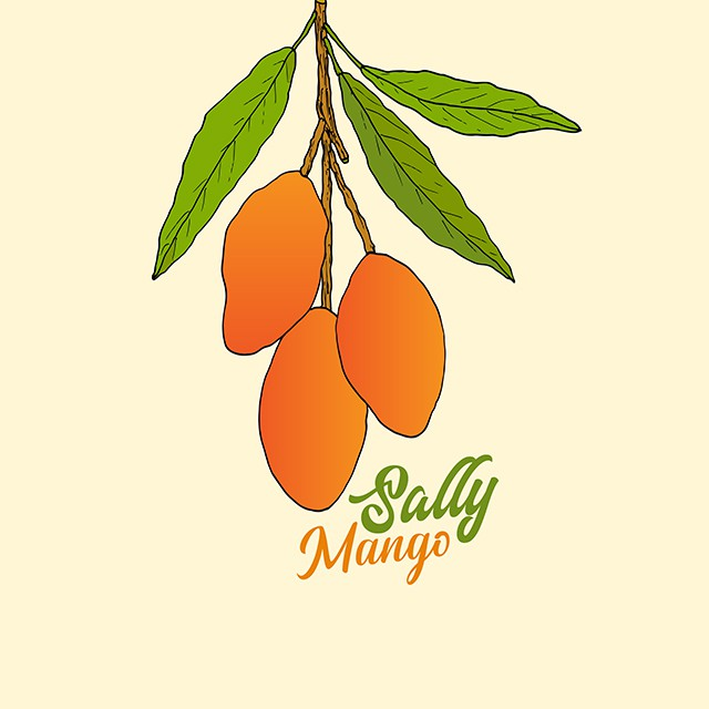 Indie Soul Band Album Art - Sally Mango