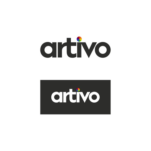 Logo for art supplies