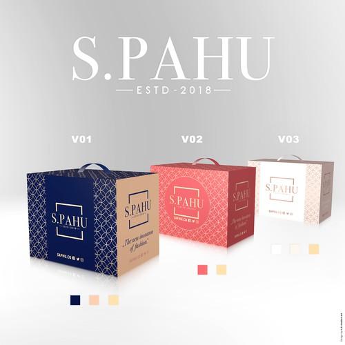 S.PAHU - C4D BOX