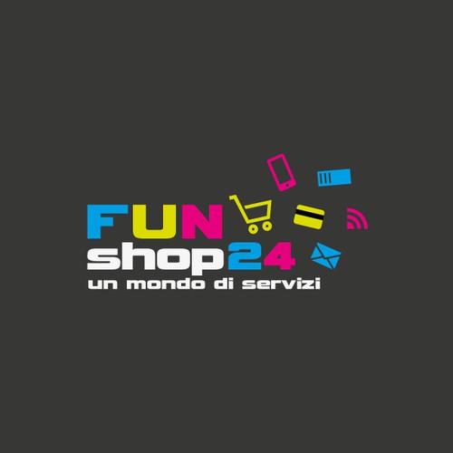 creare un logo giovane e accattivante per piattaforma di servizi e soprattutto come insegna per shop