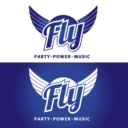 "Logo for Coverband ""Fly"""