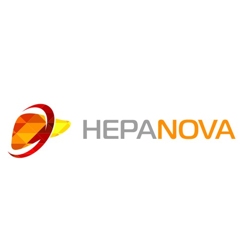 Refine the logo for a new pharm company developing innovative  liver diseases treatments