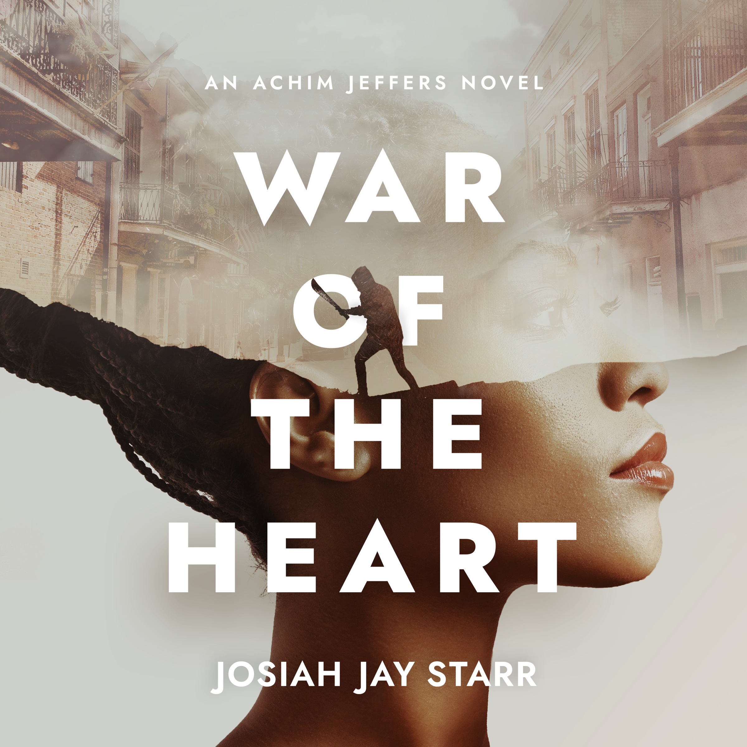 Audiobook cover for War Of The Heart