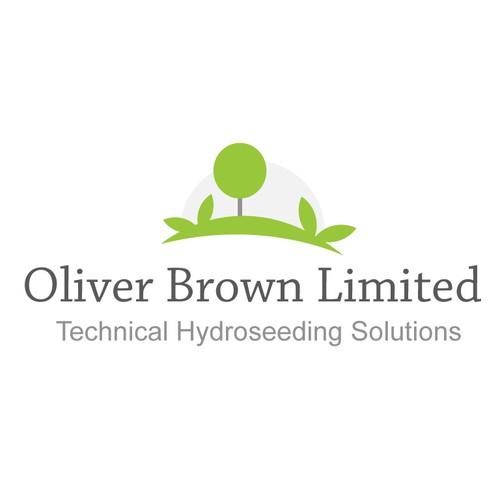 Logo concept for Hydroseeding