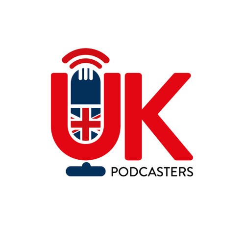 Create a logo for UK Podcasters (online community)