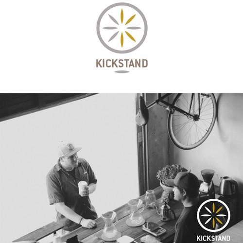 Logo concept for Kickstand