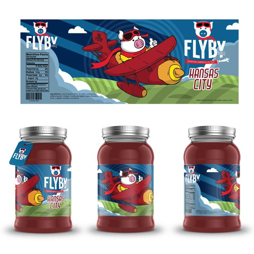 Flyby BBQ Sauce