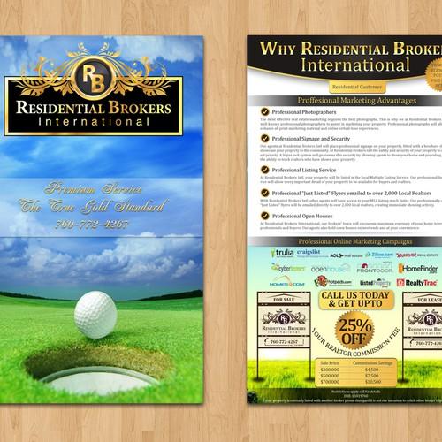 Easy Flyer Design - Guarantee Winner