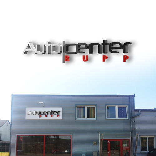Auto Centar Rupp  Logo