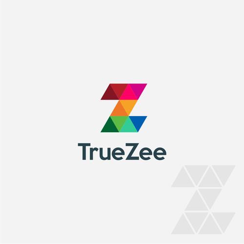 Geometric Z logo