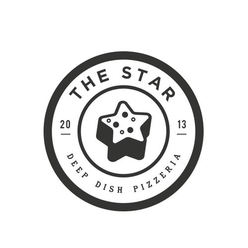 The Star Pizzeria Logo