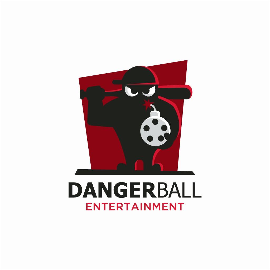 Design a fun, impactful, creative, dangerous logo for a television production company