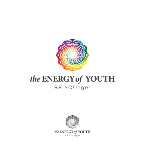 The Energy Of Youth Logo Design