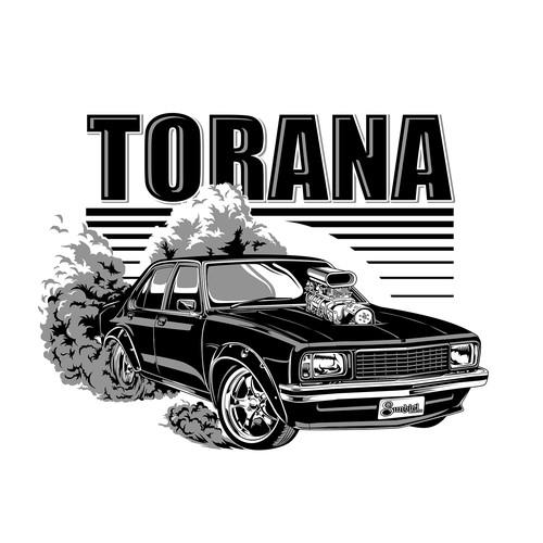 TORANA TSHIRT