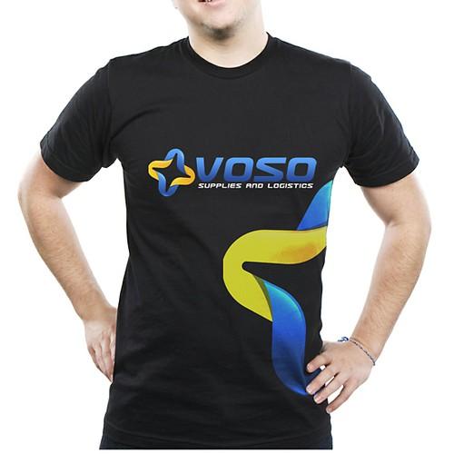 Voso Logo Design