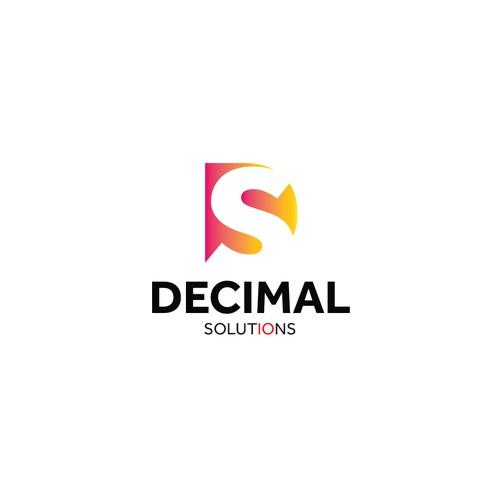 Bold logo for IT company