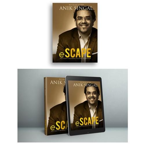 Non Fiction business book cover