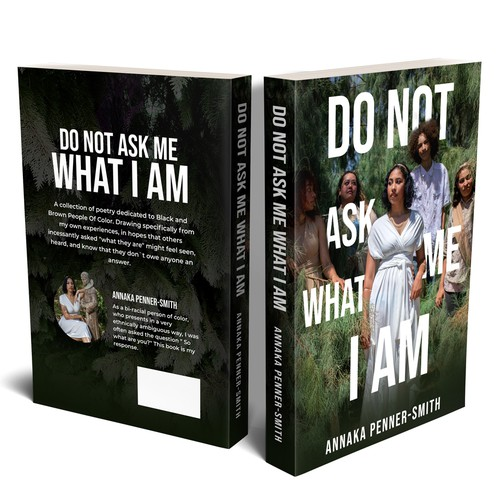Do Not Ask Me What I Am Book Cover