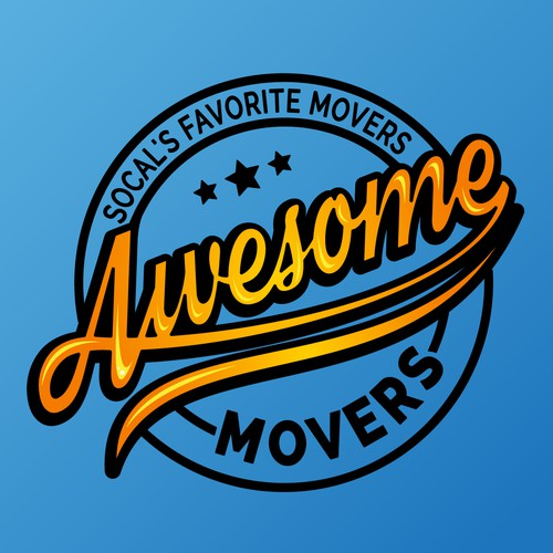 Logo for SoCal's Favorite Movers