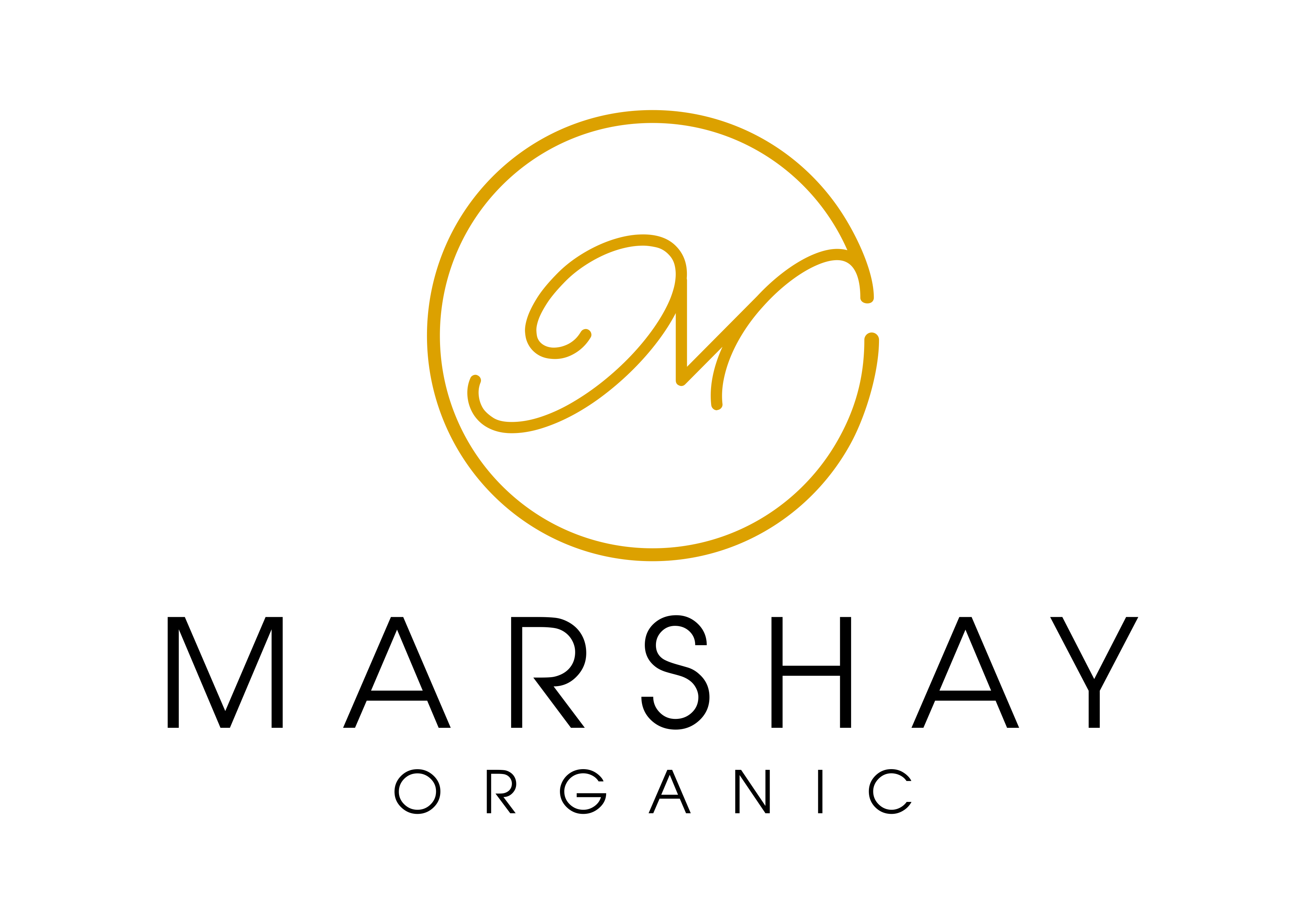 luxury hair and skin care logo for top designers