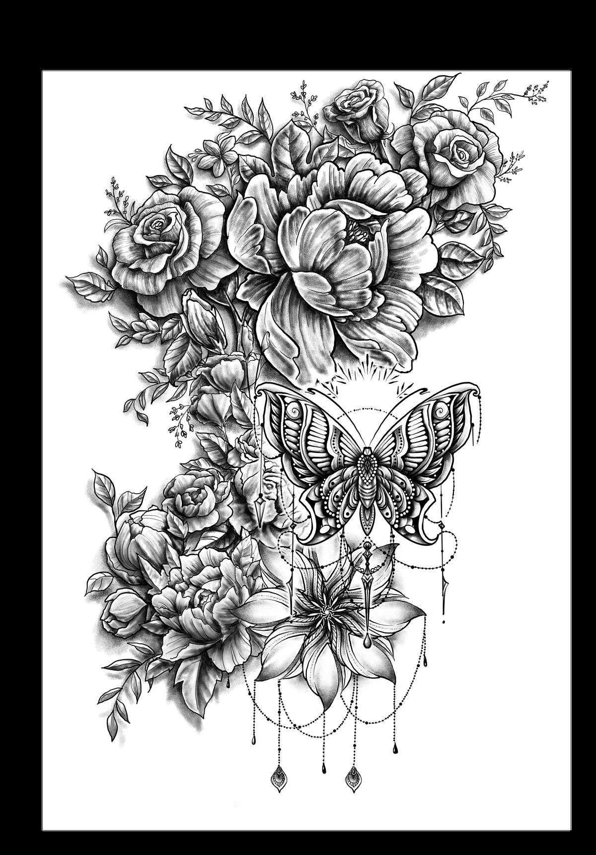 My first tatoo