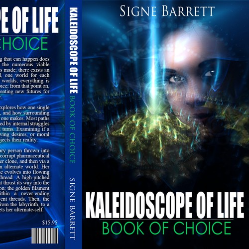 Kaleidoscope of Life Book Cover