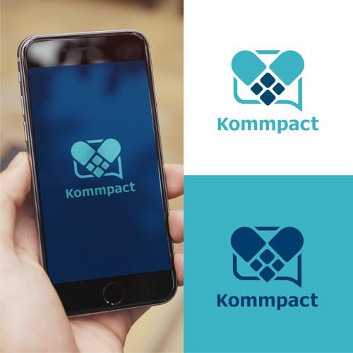 Kommpact logo