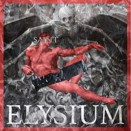 Saint Music Elysium Album Cover