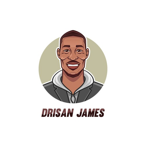 Drisan James Logo