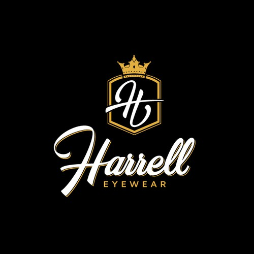 Harrell Eyewear Logo