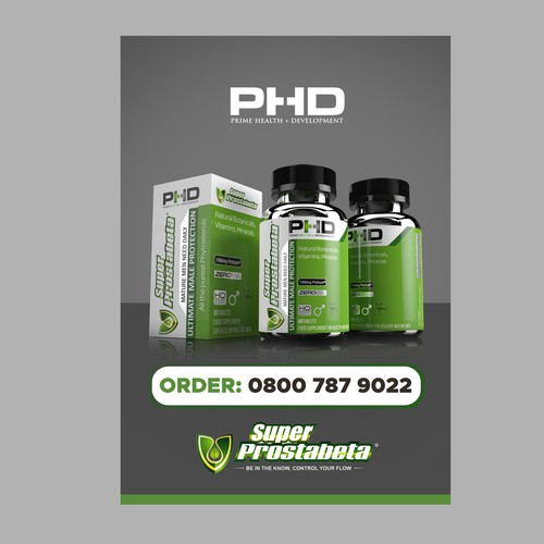 Natural Health Supplement