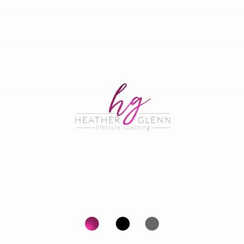 Logo concept for personal branding