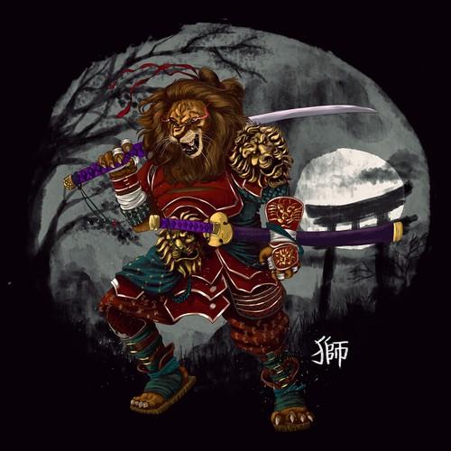 Lion Samurai