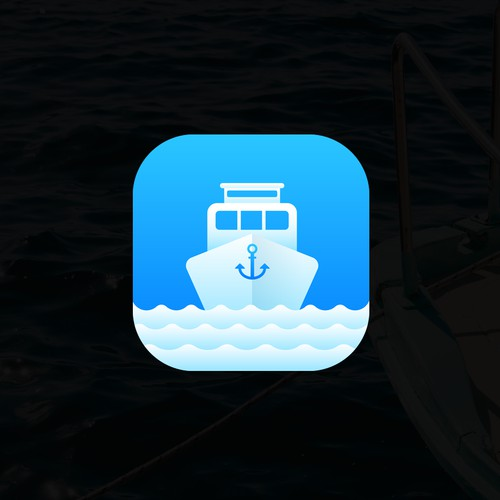 Harbor discovery app needs a great app icon