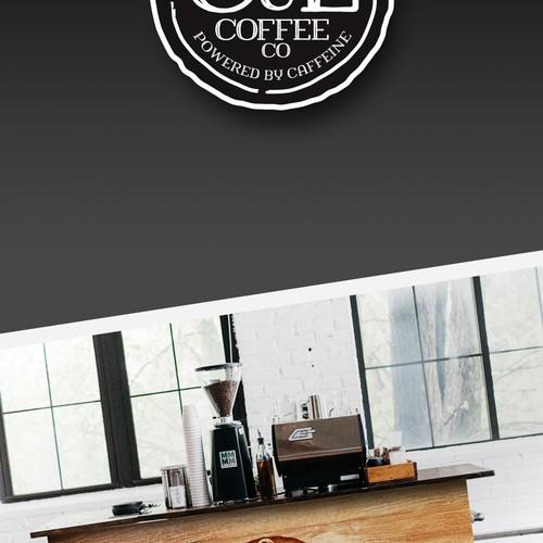 C&L Coffee Co logo
