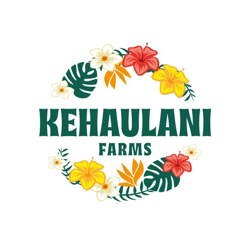 organic farm on the Hawaii