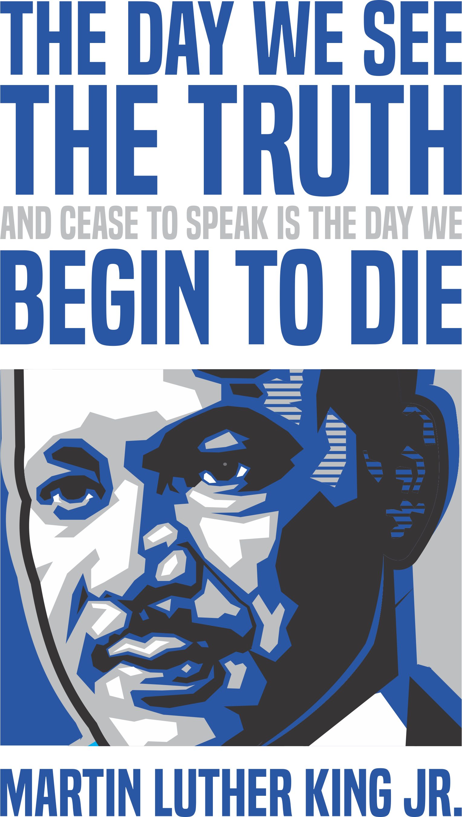 Martin Luther King Design