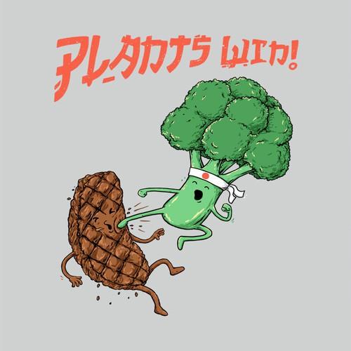 Plants Win!