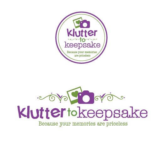 Klutter To Keepsake needs a new logo