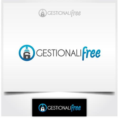 Logo per portale di programmi gestionali gratuiti